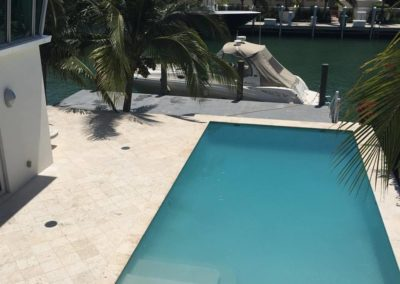 Coral Retsoration (Honed) Lippage Removal (No Sharp Edges_Miami Beach